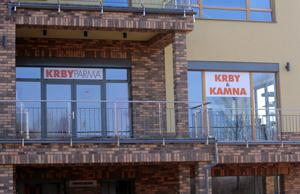 Krby Parma - Showroom