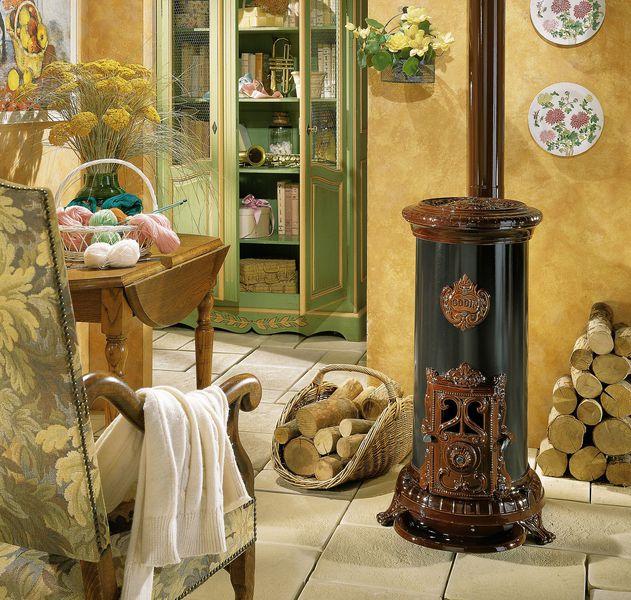 Krbová kamna Petit Godin 3720A