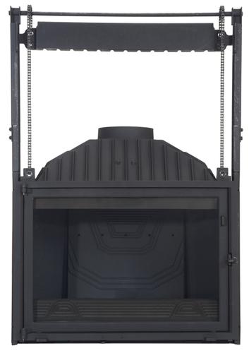 Krbová kazeta B5-2 s ventilátorem