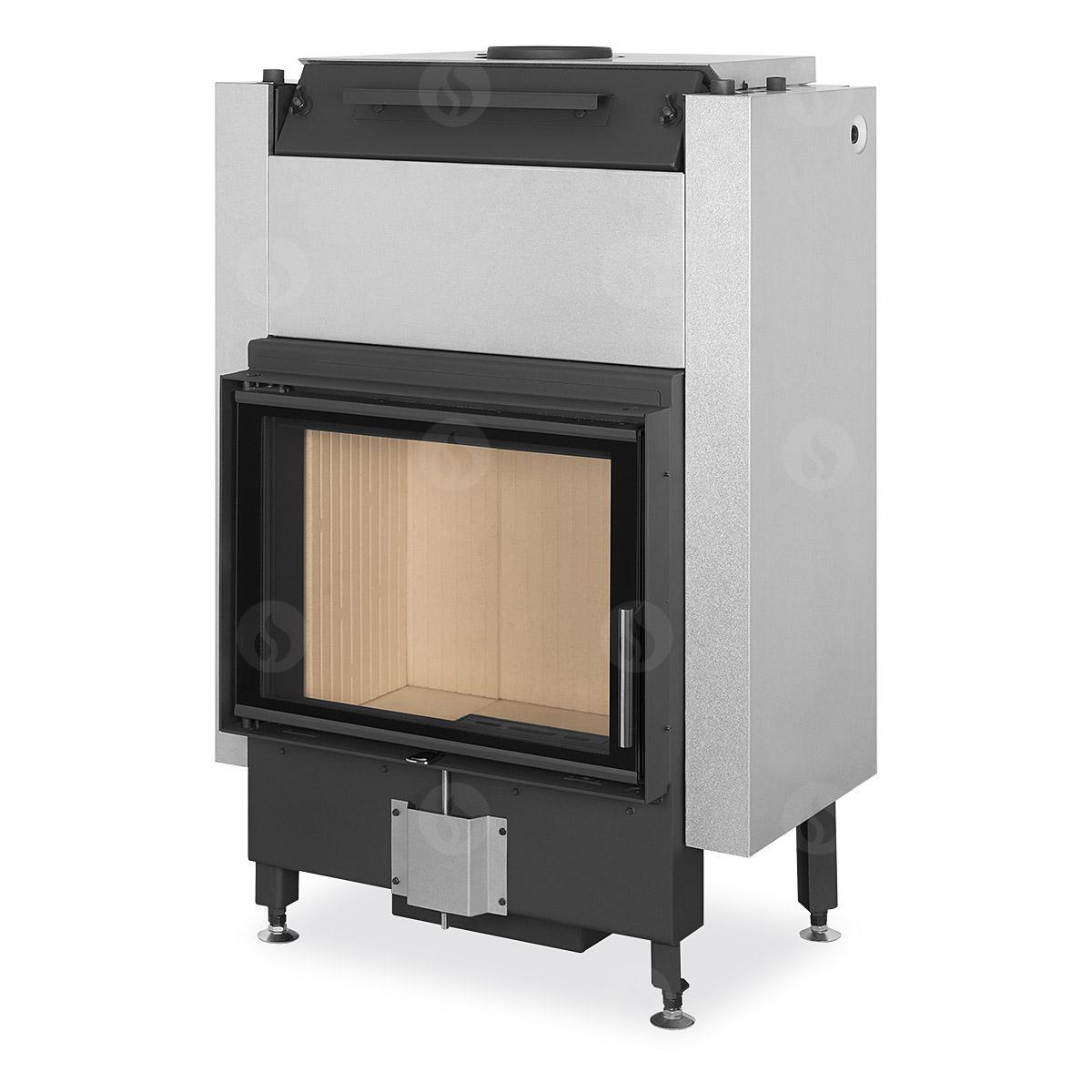 Dynamic DYNAMIC s dvojitým / trojitým prosklením a teplovodním výměníkem